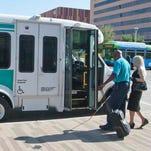 Transporte para personas con discapacidades