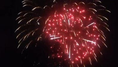 The Montgomery Biscuits will present their Independence Day fireworks on Sunday, July 3.