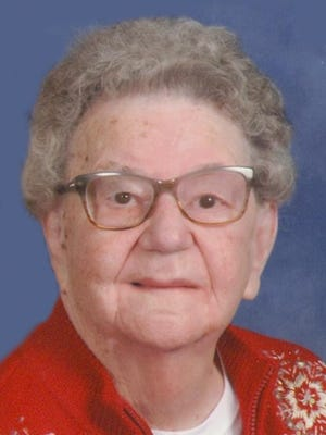 Pauline Hiner, 94, Brooklyn