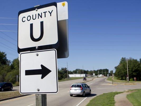 WRT J-Turn Highway U and 54