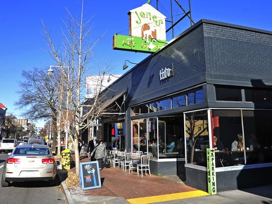 The Fido restaurant and coffeehouse in the Hillsboro