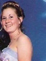 Alissa Turney, 17, of Phoenix, at prom before she disappeared