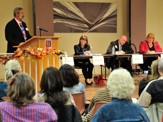 Mahwah residents meet town counsel candidates