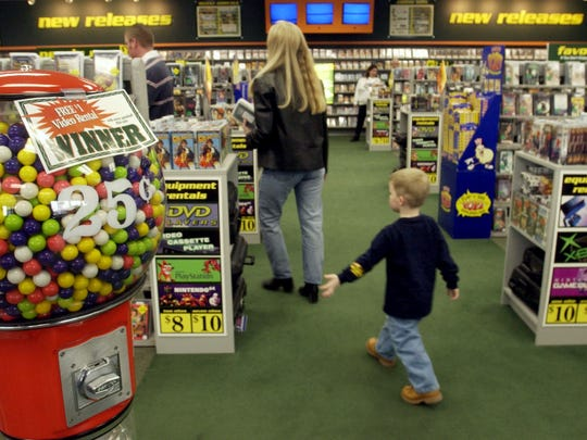 For every A on a report card in a core subject, Family Video will give your child a free movie or game rental throughout June.