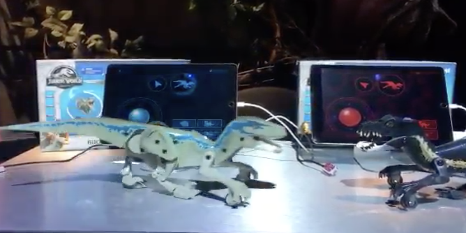 This new 'Jurassic World' toy will teach your child how to code