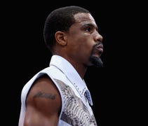 Dirrell won the interim IBF world super middleweig...