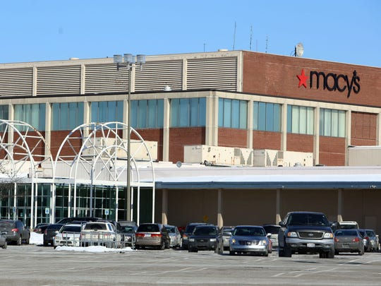 One of the entrances to Northland Mall in Southfield