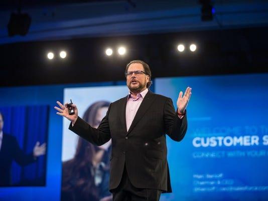 Best CEO: Salesforce, HubSpot, GM, Intuit, LinkedIn made ...