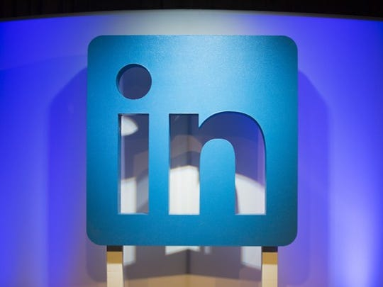 Be wary of requests from strangers to connect on LinkedIn.