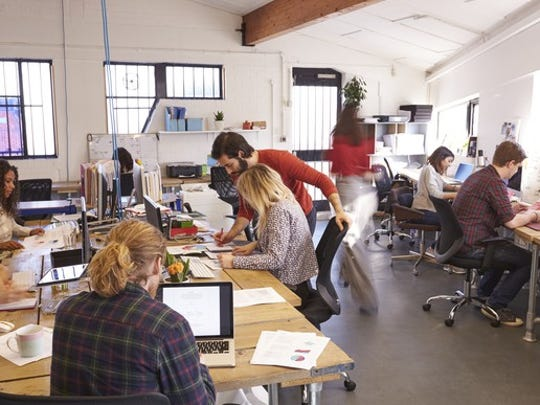 Startups can be exciting places to work.