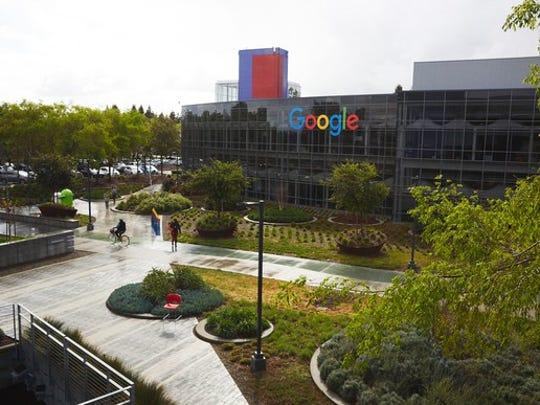 Google office building.