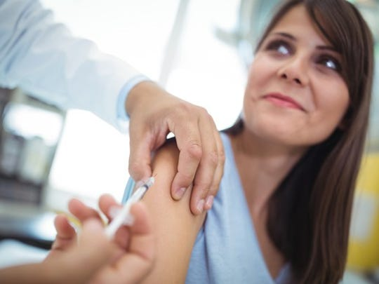 You can get the flu shot at your doctor's office.