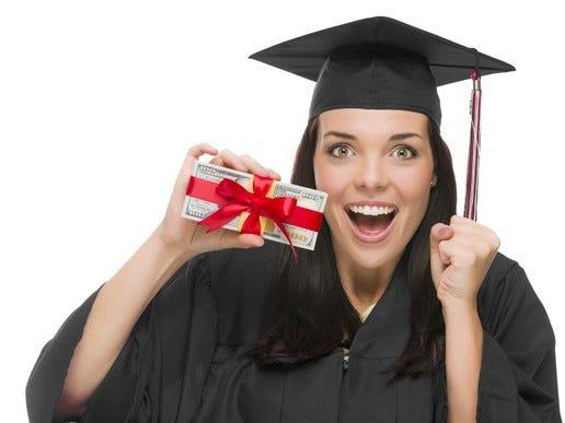 *Graduate Survival Kit* University Exam Graduation Personal Student Unique Gift