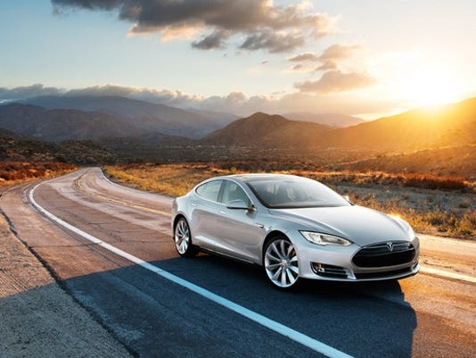 Tesla Recalls 123 000 Model S Electric Cars To Fix Power Steering Bolt
