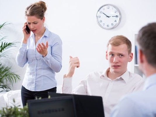 six types of annoying office co workers to get on your last nerves