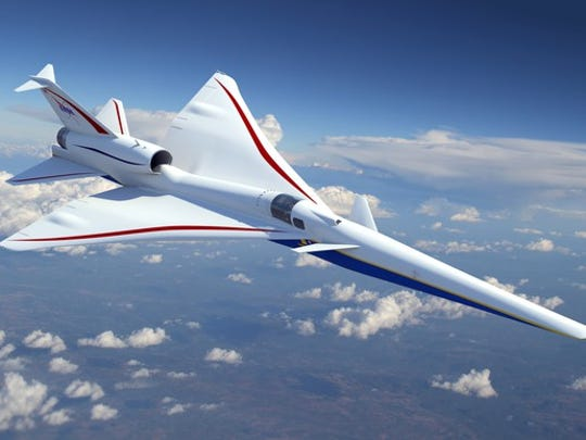 Global warming: New supersonic airplanes would be terrible for environment, study warns