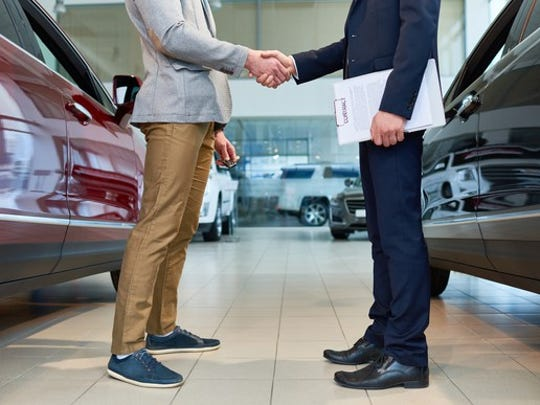 Dealers use spot deliveries to take buyers out of the market for a car before they've finalized the financing.