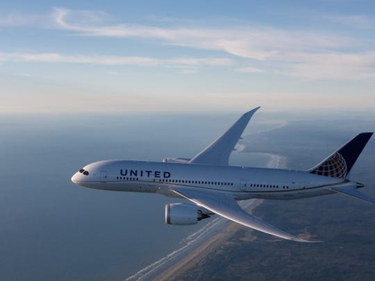 United Airlines posted solid unit revenue growth last quarter.