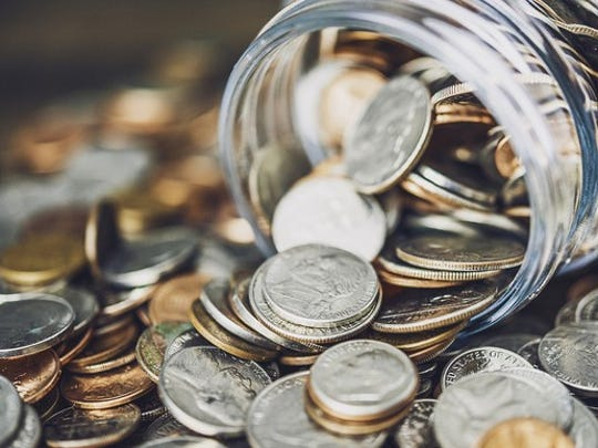Coins are the most commonly swallowed foreign object in pediatric patients at U.S. emergency rooms. Small toys and beads are also frequently reported.