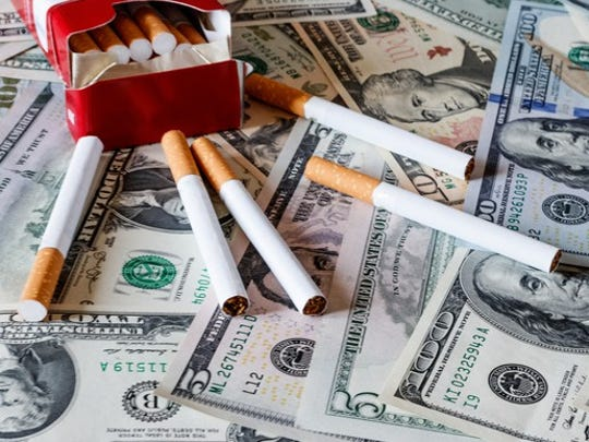 Tobacco tax increases included in the fiscal  2019 budget will take effect immediately, according to Speaker Benjamin Cruz.