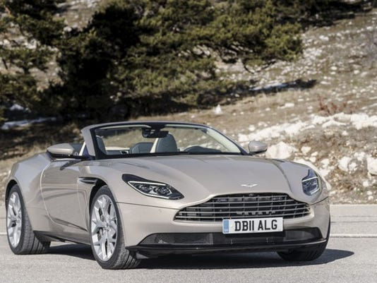 Aston Martin Ipo James Bond Carmaker Set To Go Public In London