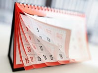 Looking to catch a break? Why you need to create a financial planning calendar for the year