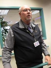 San Juan College High School Principal Don Lorett talks