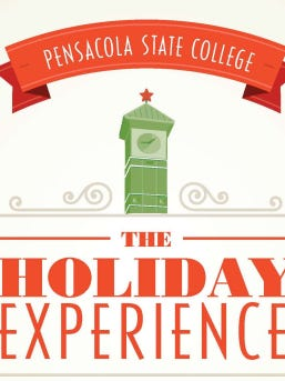 Pensacola State College's The Holiday Experience is set for Dec. 1.