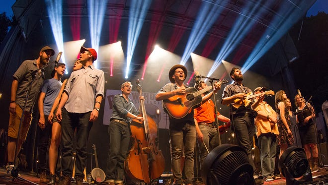 Red Wing Roots Music Festival returns to Natural Chimneys Park in Mt. Solon on July 14-16.