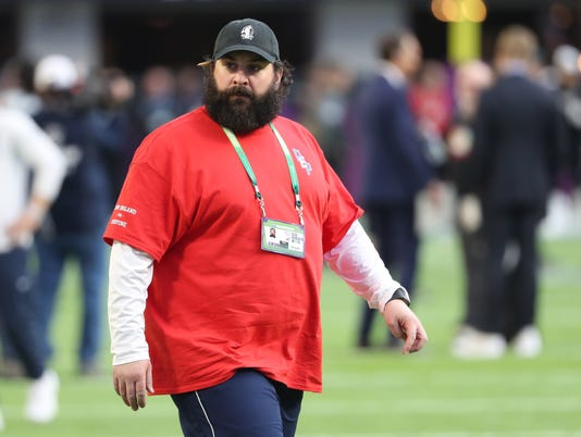NFL: Super Bowl LII-Philadelphia Eagles vs New England Patriots, Matt Patricia Super Bowl