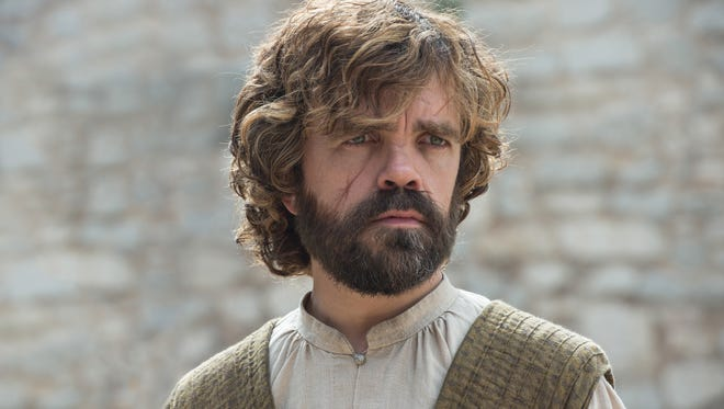 Peter Dinklage in Season 6 of the HBO television series 'Game of Thrones.' The show inspired a Feast of Thrones dinner at Union Arts Center in Sparkill on Oct. 15.