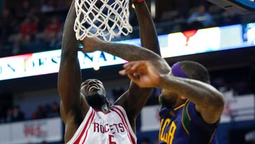 Rockets rout Pelicans in DeMarcus Cousins' New Orleans debut