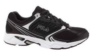 FILA running shoe