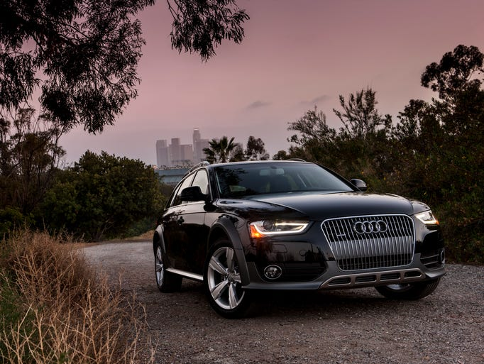 The 2014 Audi Allroad gets more power and has more standard infotainment features. Its starting price of $41,595 is $1,100 higher than the 2013 model.