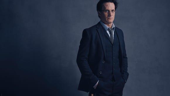 Jamie Parker as Harry Potter.