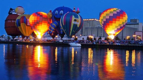 Two balloon glow events planned for August