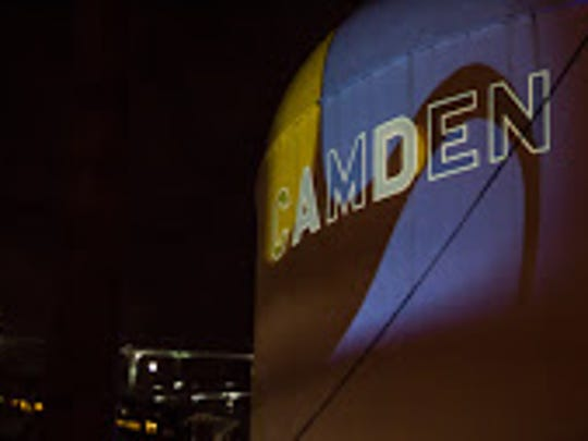 The fourth annual Camden Night Garden will take place on Friday, May 27 in Roosevelt Plaza Park.