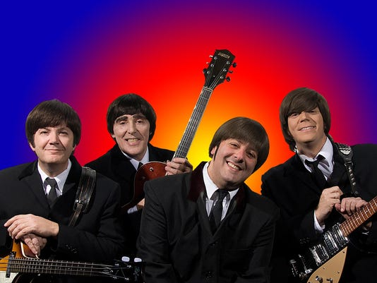 Beatlemania Again Photo Only Color