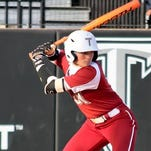 Carli Kayler hit four home runs in Troy's 25-19 win at Appalachian State on Saturday.