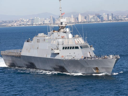 LCS 3 - USS Fort Worth