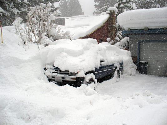 Blizzard Truck