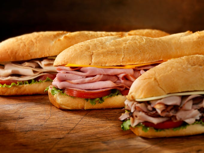 Get an extra free sub or wrap with your meal the next time you are at Jersey Mike's!