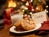 12 Healthy Recipe Substitutions for Santa