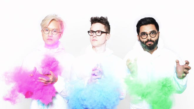 "Son Lux (from left, Ian Chang, Ryan Lott and Rafiq Bhatia) issued its ""Bones"" album in June."