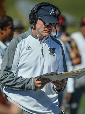 Washburn football coach Craig Schurig and his Ichabods will not start practice until Aug. 31 and will open their season Oct. 3 in a plan released Monday by the MIAA.