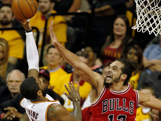 Chicago Bulls at Cleveland Cavaliers