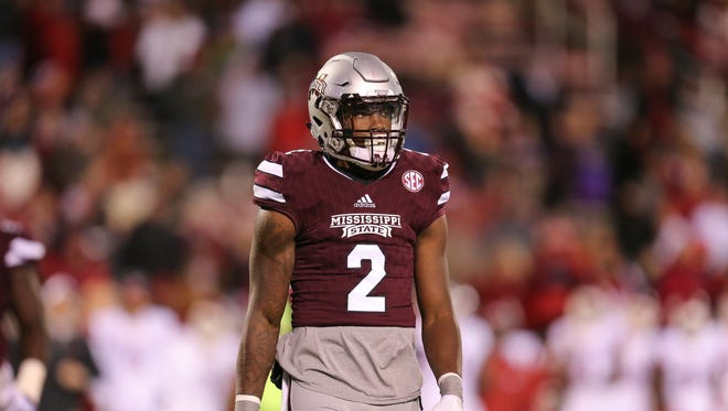 Mississippi State's Jamal Peters is going to make a permanent move to corner.