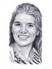 Allyn Lilien of Westwood Regional is the Charlie McGill