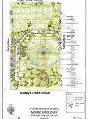 Public input sessions pertaining to the Mount Hope Park master plan have been scheduled for Thursday, Dec. 4.