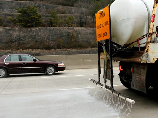 Winter weather dilemma: Balancing salt, safety